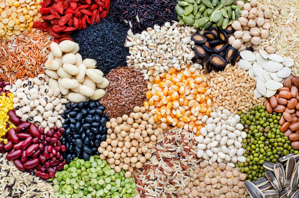 grãos economia e saúde