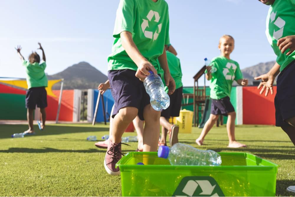 crianças e sustentabilidade