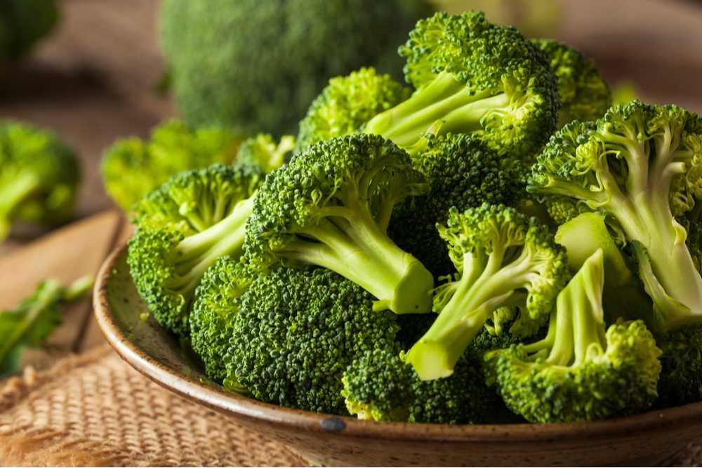 brócolis alimentos verdes