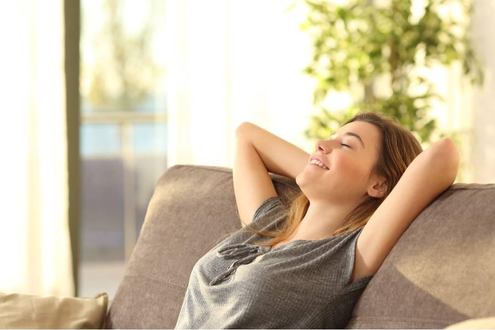respirar melhor em casa